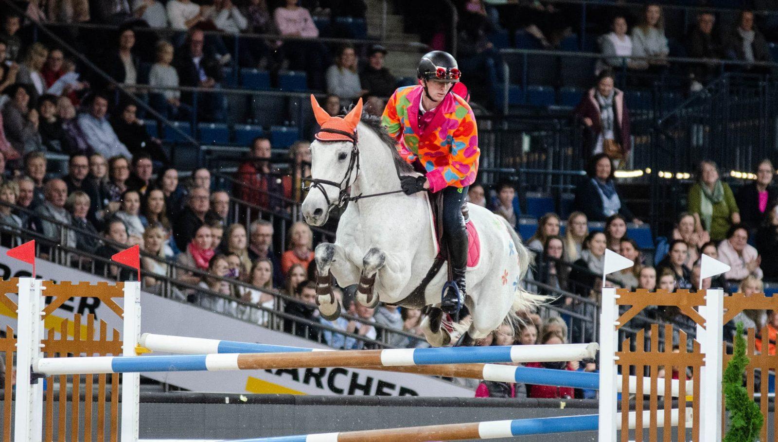 German Masters 2018 – Zeitspringprüfung mit Kostümen