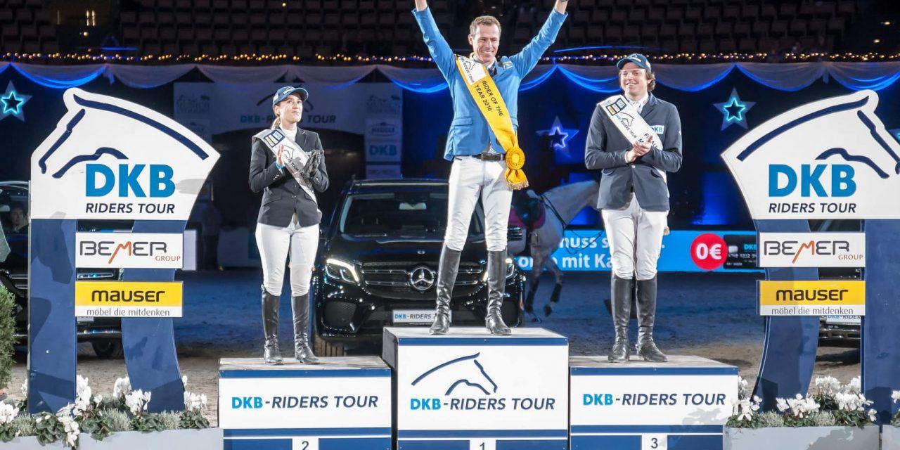 Christian Ahlmann ist der  Rider of the Year 2018