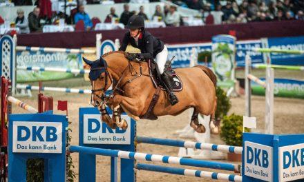 """Alexa Stais siegt mit ihrem """"Mädchenpferd"""" Quintato"""