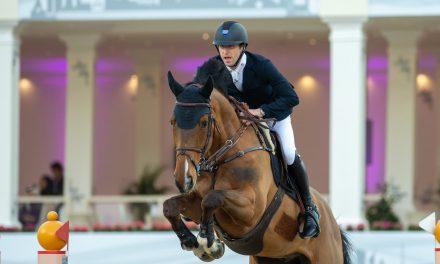 Pieter Devos siegt mit Espoir im Grand Prix von Doha