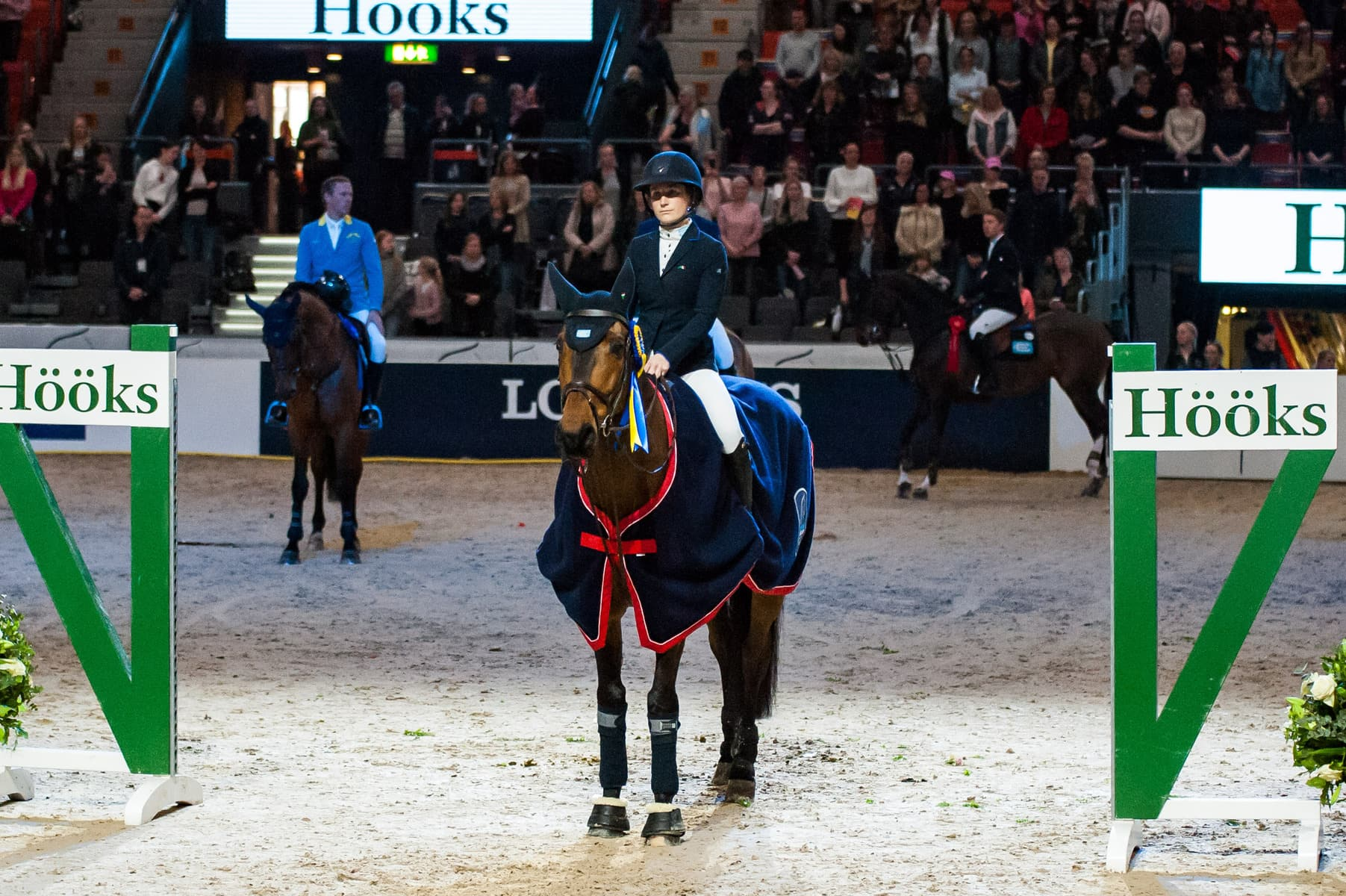 Irma Karlsson mit einer Traumrunde zum Sieg