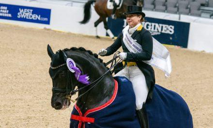 Isabell Werth und Weihegold – das Dreamteam im Grand Prix von Göteborg