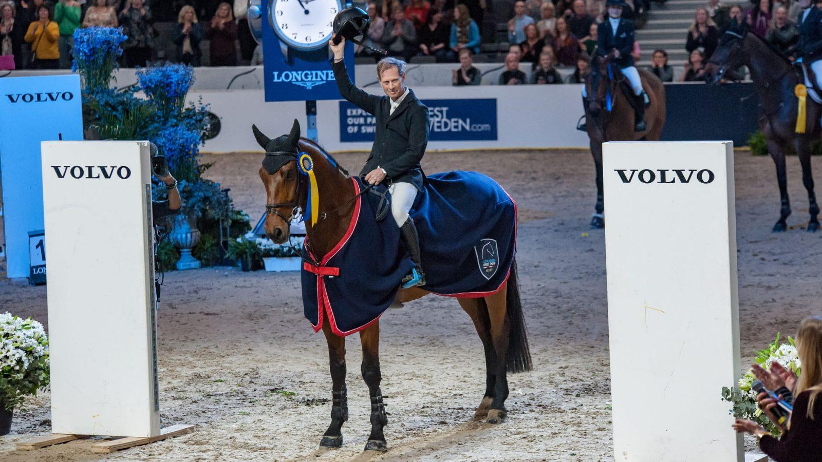 Rolf-Göran Bengtsson siegt in der Gothenburg-Trophy