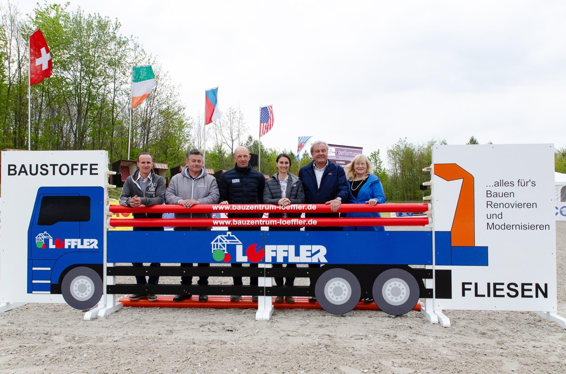 DKB Pferdewoche Rostock 2019 – Holger Wulschners 4* -Turnier  in Mecklenburg-Vorpommern