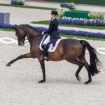 Jessica von Bredow-Werndl mit TSF Dalera BB (Foto:Silvia Reiner, Archiv)