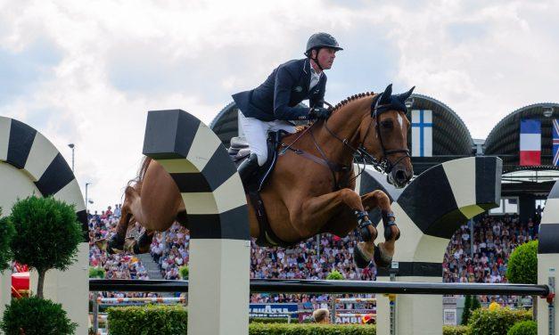 LONGINES Global Champions Tour 2019 auf der Zielgeraden