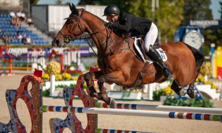 CSIO Barcelona 2019 – Trofeo La Vanguardia für Holly Smith und Denver