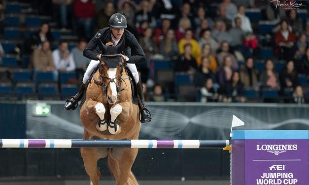 Pieter Devos gewinnt zum zweiten Mal den Grand Prix of Stuttgart