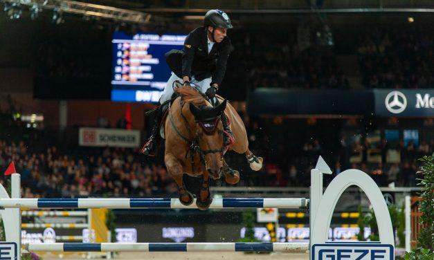 Stuttgart German Masters 2019: Großer Jubel über den Sieg von Hans-Dieter Dreher