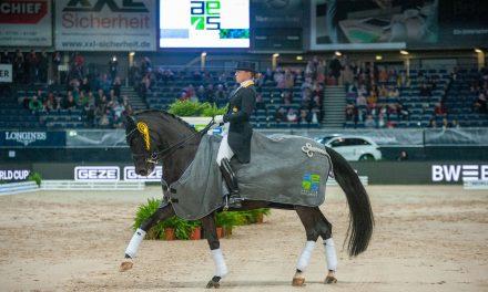 Stuttgart German Masters 2019: Isabell Werth siegt im  FEI Dressage World Cup™ 2019/2020 Grand Prix