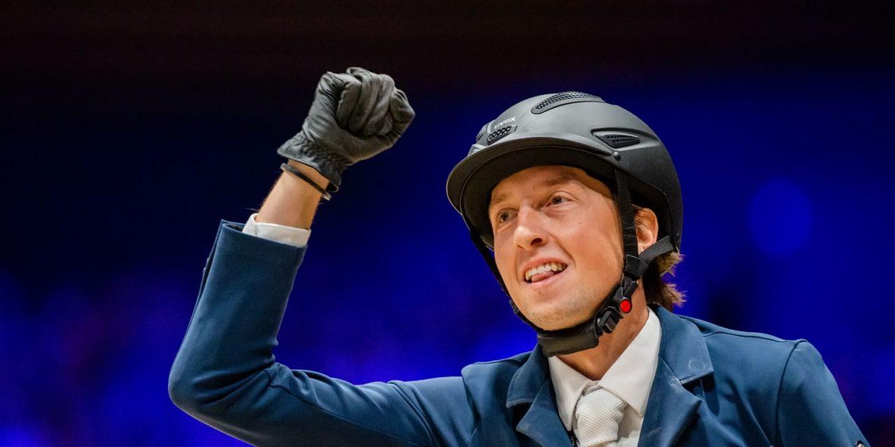 Europameister Martin Fuchs punktet in Lyon