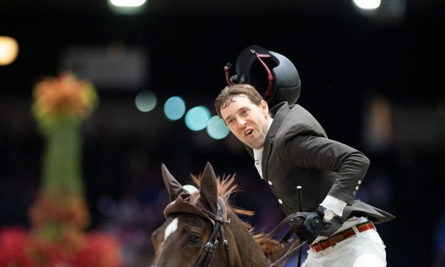 Großartiger Erfolg für Simon Delestre  im LONGINES Grand Prix of Paris 2019
