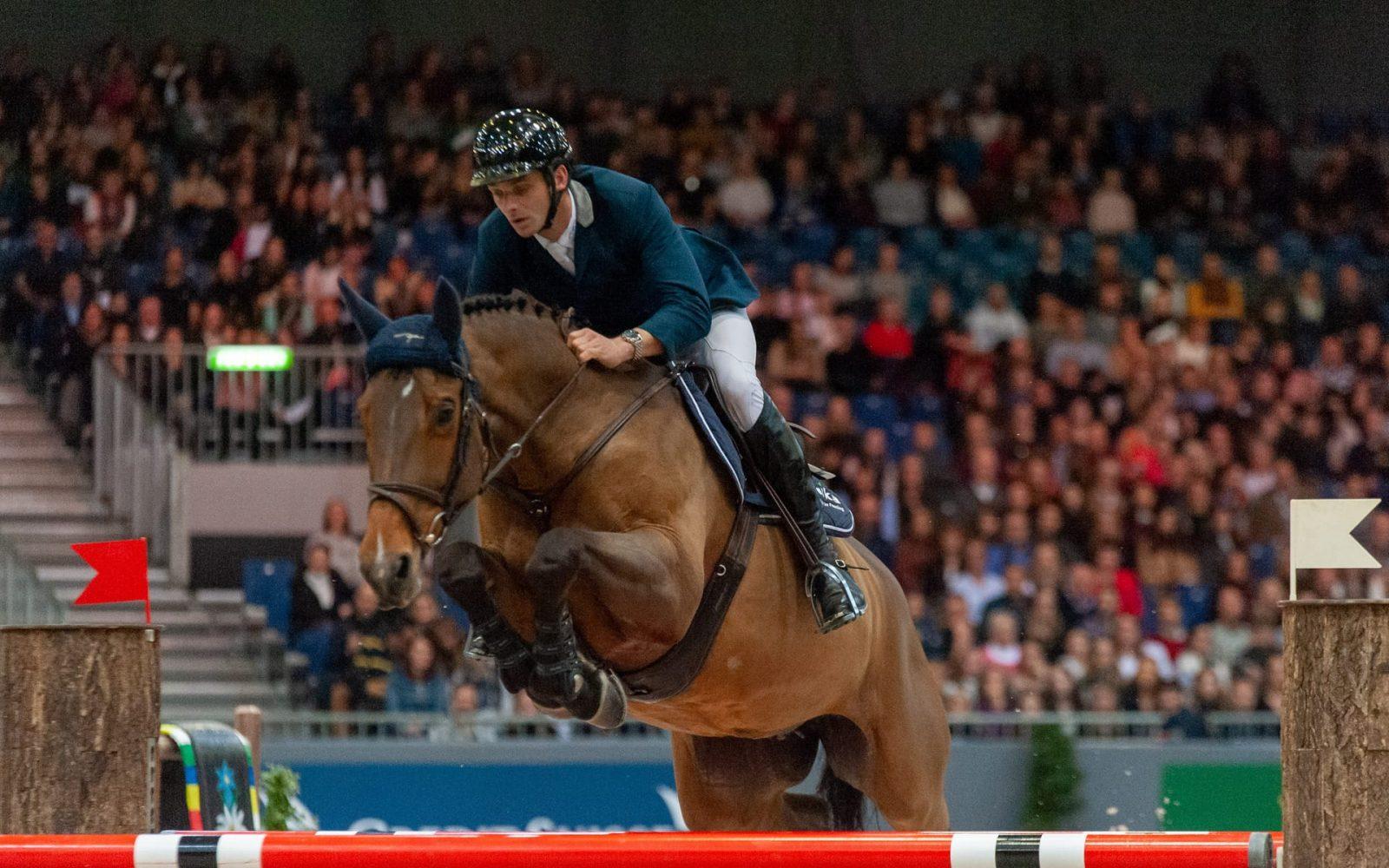 Sieg für Werner Muff im Prix Starling Hotel Geneva – Speed Competition beim CHI in Genf