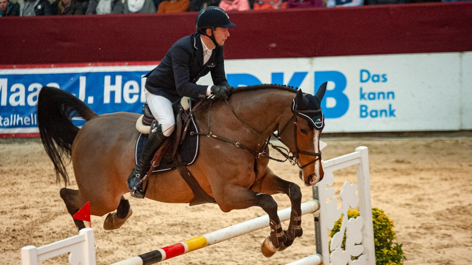 Patrick Stühlmeyer – Sieger im Großen Preis des Landes Brandenburg