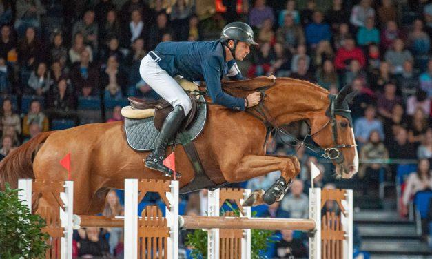 Steve Guerdat – die Nummer 1 der Welt  springt auf Platz 1 in Bordeaux