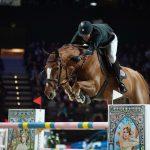 Jos Verlooy siegreich im Equitron Pro Grand Prix of Salzburg bei den Neuro Socks Amadeus Horse Indoors 2021 –