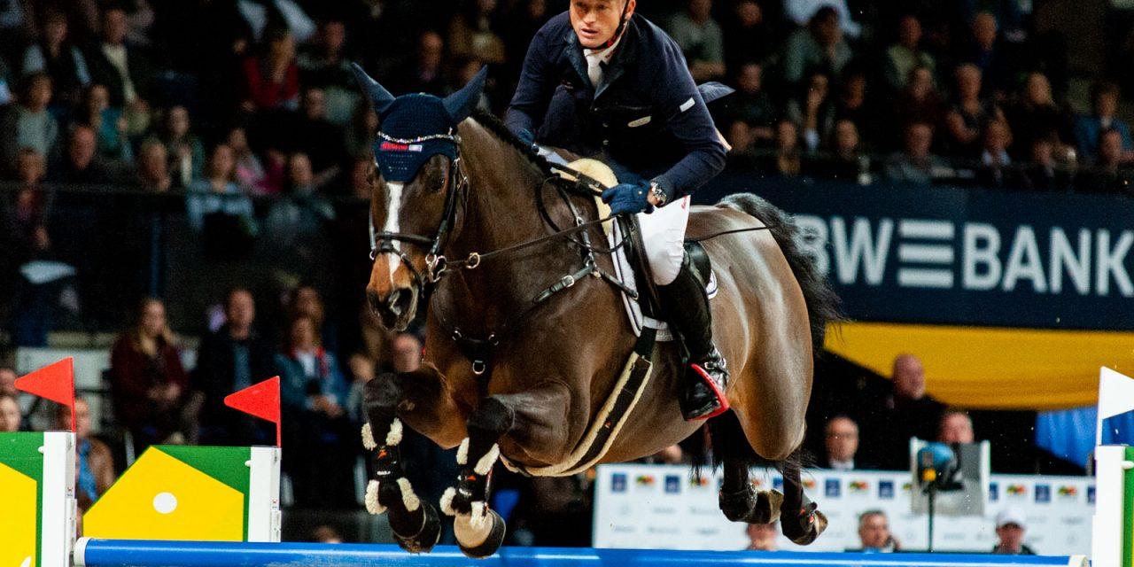 Neuro Socks Amadeus Horse Indoors 2021 – Travel Charme Championat von Salzburg – der Abend des Michael Jung