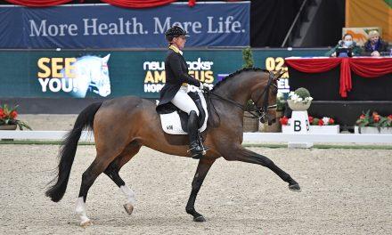Neuro Socks Amadeus Horse Indoors 2021 – Auftakterfolg für Isabell Werth