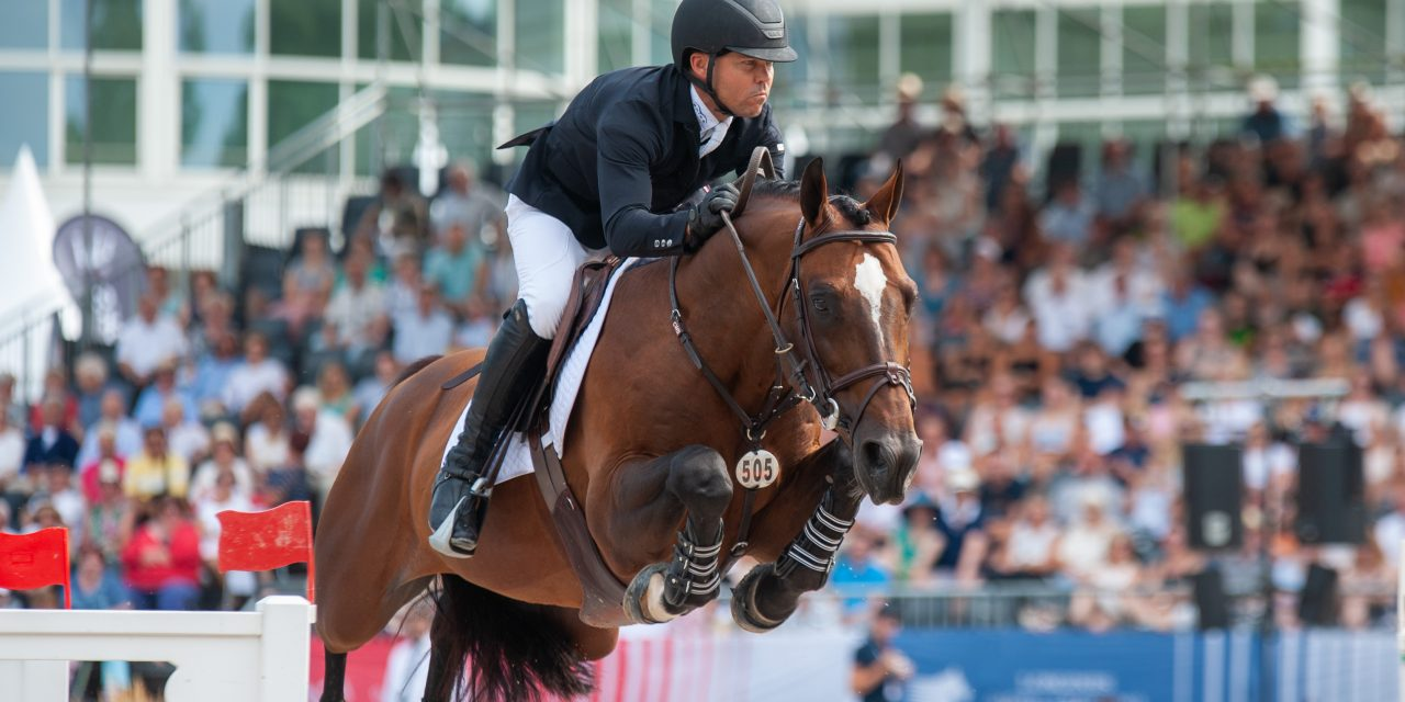 Kent Farrington zweimal siegreich in Wellington (Florida)