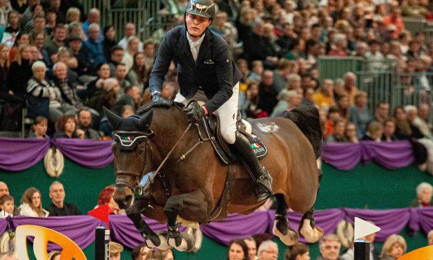 Maurice Tebbel siegt in der ersten Wertungsprüfung der BEMER Riders-Tour 2021 in Hagen a.T.W.