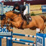 Pferdefestival Redefin 2021 – Siege für Clarissa Crotta (SUI), Alexa Stais (RSA), und Lena Waldmann am ersten Tag