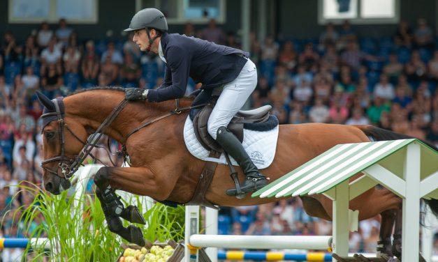 Pferdefestival Redefin 2021 – Richard Vogel siegt im Championat