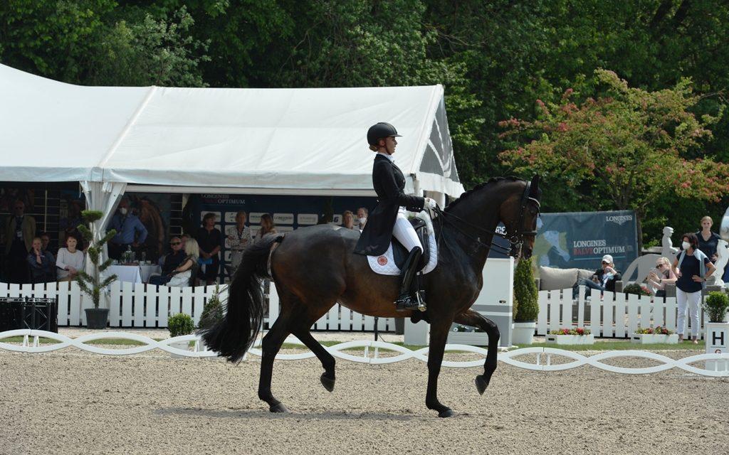 LONGINES Balve Optimum 2021 – Jessica von Bredow-Werndl Deutsche Meisterin im Grand Prix Special