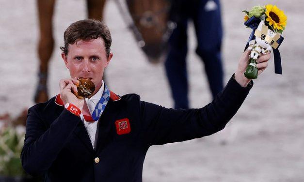 Olympia Tokio 2021 – Ben Maher gewinnt olympisches Gold
