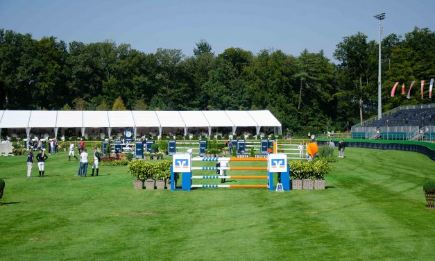 Jumping European Championship 2021 – Der Parcours des Teamfinales