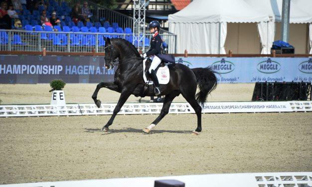 FEI Dressage European Championship – Tag 1 der Teamentscheidung