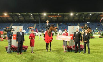 CHIO Aachen 2021: Start-Ziel-Sieg für Max Kühner im Turkish Airlines-Preis von Europa